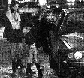 Ну почему пошла ты в проститутки ведь могла бы геологом стать